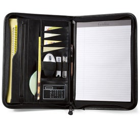 Wall Street Padfolio II Imprinted with Your Logo