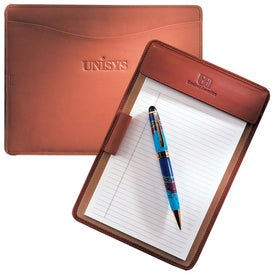 Wall Street Writing Tablet-Large Branded with Your Logo