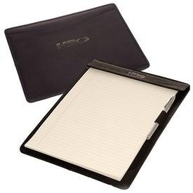 Logo Wall Street Writing Tablet-Large