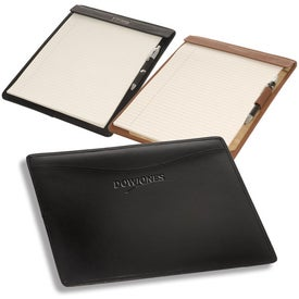 Wall Street Writing Tablet-Large with Your Slogan