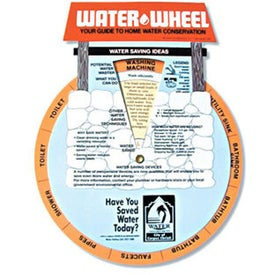 Water Conservation Guide Wheel