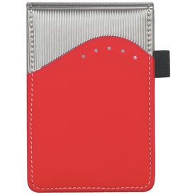 Wave Flip Open Jotter for Your Organization