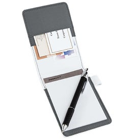 Wave Jotter Pad for Advertising