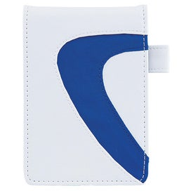 Wave Jotter Pad Branded with Your Logo
