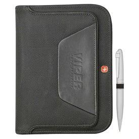 Wenger Deluxe Ballistic Journal Bundle Set