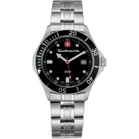 Wenger Men's Alpine Diver Bracelet Watch