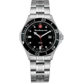 Wenger Men's Alpine Diver Bracelet Watch