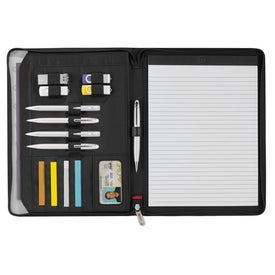 Wenger Zippered Padfolio for Advertising