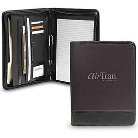 Westport Zippered Padfolio