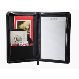 Promotional Windsor Reflections Jr. Padfolio
