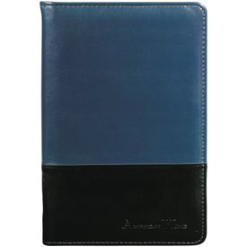 Monogrammed Windsor Reflections Jr. Padfolio