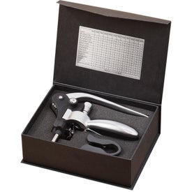 Wine Companion Gift Set for Advertising