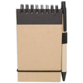 Advertising World Eco Jotter
