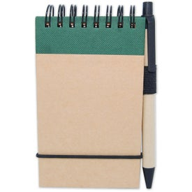 World Eco Jotter for Promotion