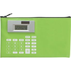 Zippered Case With Calculator Giveaways
