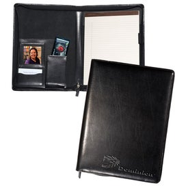 Custom Zippered Magnetic Photo Portfolio