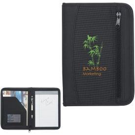 Zip-up Small Traveler Portfolio