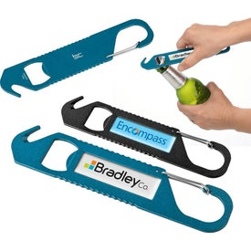 Basecamp Quickdraw Carabiner Tool