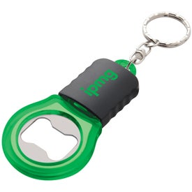 Company Bright Idea Bottle Opener Key Light