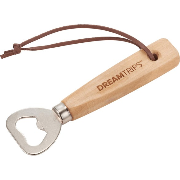 Wood Bullware Bottle Opener