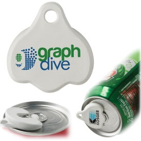Cappy Beverage Cap Imprinted with Your Logo