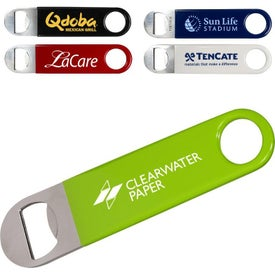 Double Sided Metal Bottle Opener