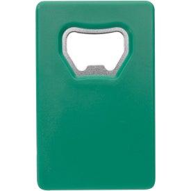 Lightweight Metal Bottle Opener