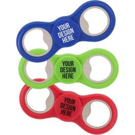 Party Starter Bottle Opener Spinner