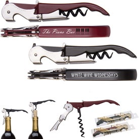 Pulltap''s Double Hinged Waiters Corkscrews