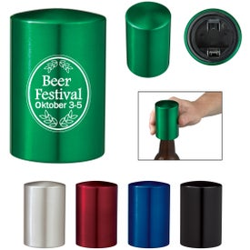 Push Down Aluminum Bottle Openers
