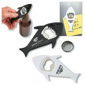 Shark Magnetic Bottle Opener