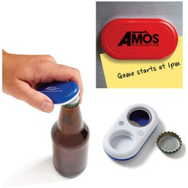 Two-Way Magnetic Bottle Opener