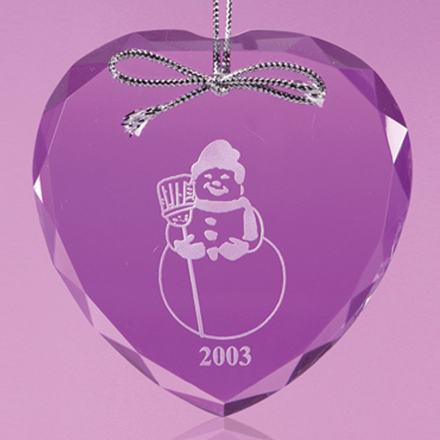 promotional lebanon heart shaped ornaments with custom logo for