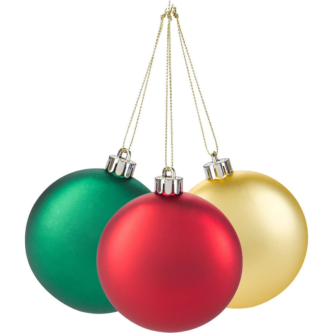 Promotional Round Disk Ornaments with Custom Logo for $1.50 Ea.