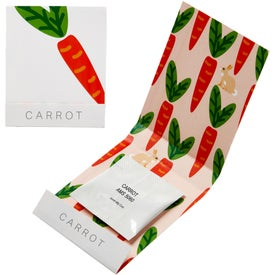 Carrot Seed Matchbooks