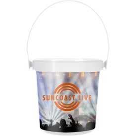 Gulfview Pail With Handle (32 Oz.)