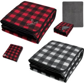 Northwoods Plaid Blankets