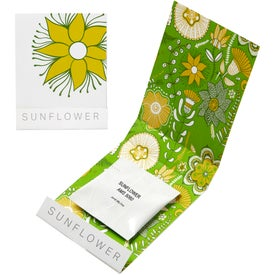 Sunflower Seed Matchbook