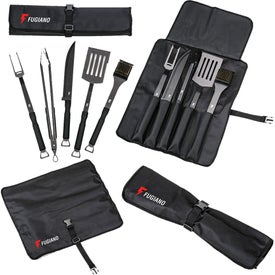 Surgical Tools 6-Piece Grill Set