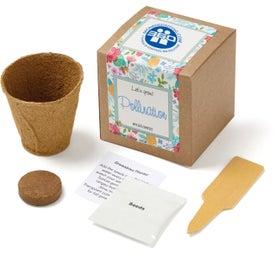 Wildflowers Growables Planter in Kraft Gift Box