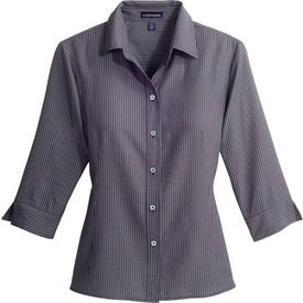 Brewar Long Sleeve Shirt by TRIMARK with Your Logo