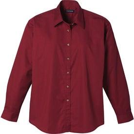 Printed Capulin Long Sleeve Shirt by TRIMARK