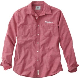 Clearwater Roots73 Long Sleeve Shirt by TRIMARK (Men's)