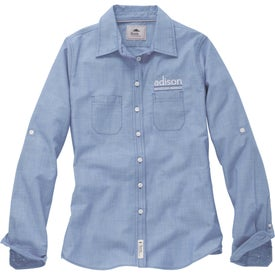 Clearwater Roots73 Long Sleeve Shirt by TRIMARKs (Women''s)