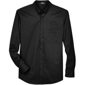 Core 365 Operate Twill Shirt (Men's, Long-Sleeve)