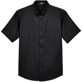 Core 365 Optimum Twill Shirt (Men's, Short-Sleeve)