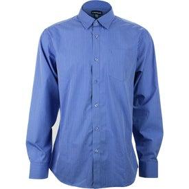 Customized Garnet Long Sleeve Shirt by TRIMARK
