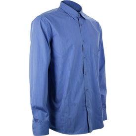 Advertising Garnet Long Sleeve Shirt by TRIMARK