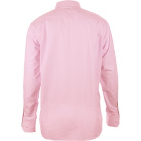 Garnet Long Sleeve Shirt by TRIMARK with Your Slogan