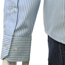 Promotional Garnet Long Sleeve Shirt by TRIMARK